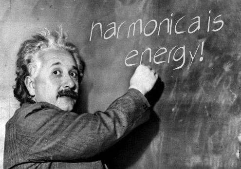Harmonica Tabs In C